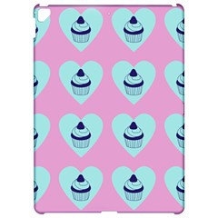 Cupcakes In Pink Apple Ipad Pro 12 9   Hardshell Case by snowwhitegirl