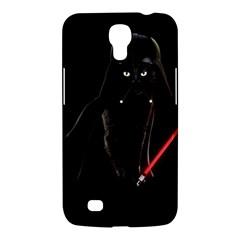 Darth Vader Cat Samsung Galaxy Mega 6 3  I9200 Hardshell Case by Valentinaart