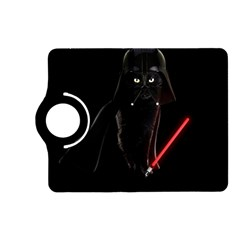 Darth Vader Cat Kindle Fire Hd (2013) Flip 360 Case by Valentinaart