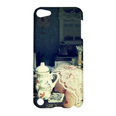 Abandonded Dollhouse Apple Ipod Touch 5 Hardshell Case by snowwhitegirl