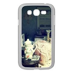 Abandonded Dollhouse Samsung Galaxy Grand Duos I9082 Case (white) by snowwhitegirl