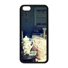 Abandonded Dollhouse Apple Iphone 5c Seamless Case (black) by snowwhitegirl
