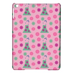 Green Dress Pink Ipad Air Hardshell Cases by snowwhitegirl