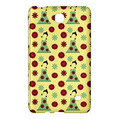 Green Dress Yellow Samsung Galaxy Tab 4 (7 ) Hardshell Case  by snowwhitegirl