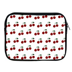 Cherries Apple Ipad 2/3/4 Zipper Cases by snowwhitegirl