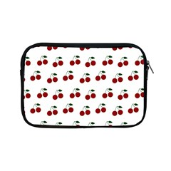 Cherries Apple Ipad Mini Zipper Cases by snowwhitegirl