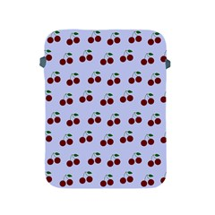 Blue Cherries Apple Ipad 2/3/4 Protective Soft Cases by snowwhitegirl