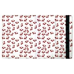 Red Cherries Apple Ipad 3/4 Flip Case by snowwhitegirl