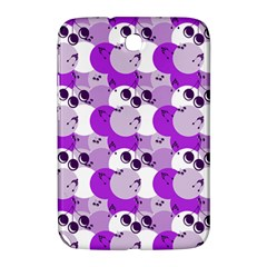 Purple Cherry Dots Samsung Galaxy Note 8 0 N5100 Hardshell Case  by snowwhitegirl
