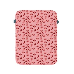 Rose Cherries Apple Ipad 2/3/4 Protective Soft Cases by snowwhitegirl