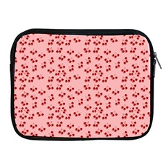 Rose Cherries Apple Ipad 2/3/4 Zipper Cases by snowwhitegirl