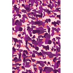 Pink Camo 5 5  X 8 5  Notebooks by snowwhitegirl