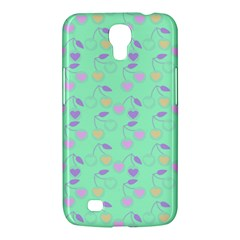 Mint Heart Cherries Samsung Galaxy Mega 6 3  I9200 Hardshell Case by snowwhitegirl