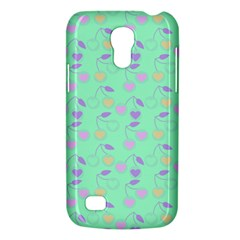 Mint Heart Cherries Galaxy S4 Mini by snowwhitegirl