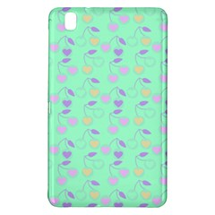 Mint Heart Cherries Samsung Galaxy Tab Pro 8 4 Hardshell Case by snowwhitegirl
