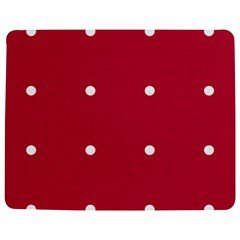 Red Dot Jigsaw Puzzle Photo Stand (rectangular) by snowwhitegirl
