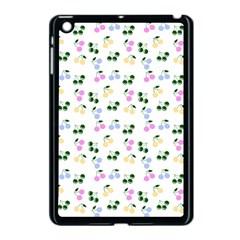 Green Cherries Apple Ipad Mini Case (black) by snowwhitegirl