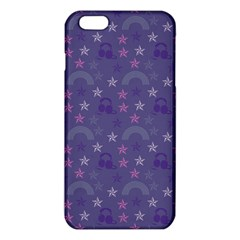 Music Stars Blue Iphone 6 Plus/6s Plus Tpu Case by snowwhitegirl