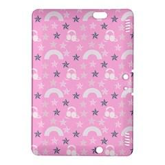 Music Star Pink Kindle Fire Hdx 8 9  Hardshell Case by snowwhitegirl