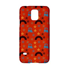 Music Stars Red Samsung Galaxy S5 Hardshell Case  by snowwhitegirl