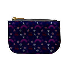 Music Stars Navy Mini Coin Purses by snowwhitegirl