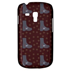 Deer Boots Brown Galaxy S3 Mini by snowwhitegirl