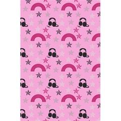 Music Stars Rose Pink 5 5  X 8 5  Notebooks by snowwhitegirl