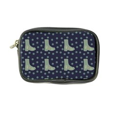 Blue Boots Coin Purse by snowwhitegirl