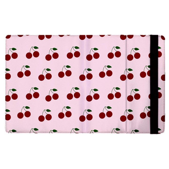 Pink Cherries Apple iPad Pro 9.7   Flip Case