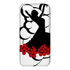 Flamenco Dancer Apple Iphone 5c Hardshell Case by AnjaniArt