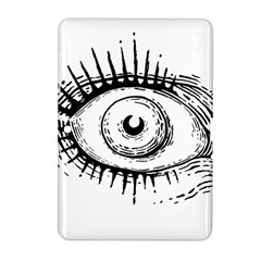 Big Eye Monster Samsung Galaxy Tab 2 (10 1 ) P5100 Hardshell Case  by AnjaniArt