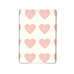 Cupcake White Pink Ipad Mini 2 Hardshell Cases by snowwhitegirl