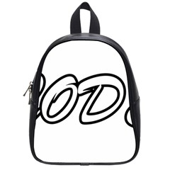 Code White School Bag (small) by Code