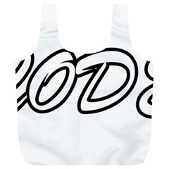 Code White Full Print Recycle Bags (l)  by Code