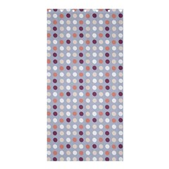 Pink Purple White Eggs On Lilac Shower Curtain 36  X 72  (stall)  by snowwhitegirl