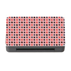 Grey Red Eggs On Pink Memory Card Reader With Cf by snowwhitegirl