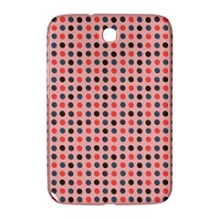 Grey Red Eggs On Pink Samsung Galaxy Note 8 0 N5100 Hardshell Case  by snowwhitegirl