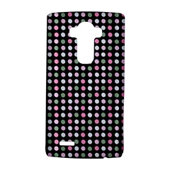 Pink Green Eggs On Black Lg G4 Hardshell Case by snowwhitegirl