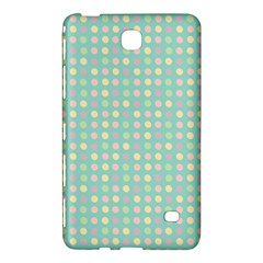 Pink Peach Green Eggs On Seafoam Samsung Galaxy Tab 4 (7 ) Hardshell Case