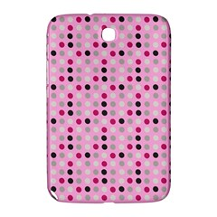 Grey Magenta Eggs On Pink Samsung Galaxy Note 8 0 N5100 Hardshell Case  by snowwhitegirl