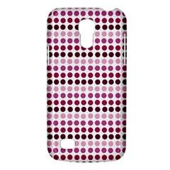 Pink Red Dots Galaxy S4 Mini by snowwhitegirl