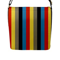 Moneta Flap Messenger Bag (l)  by snowwhitegirl