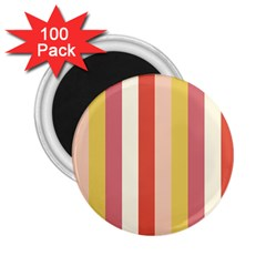 Candy Corn 2 25  Magnets (100 Pack)  by snowwhitegirl