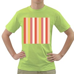 Candy Corn Green T Shirt