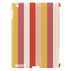 Candy Corn Apple Ipad 3/4 Hardshell Case (compatible With Smart Cover) by snowwhitegirl