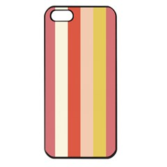 Candy Corn Apple Iphone 5 Seamless Case (black) by snowwhitegirl