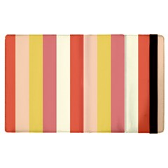 Candy Corn Apple Ipad Pro 12 9   Flip Case