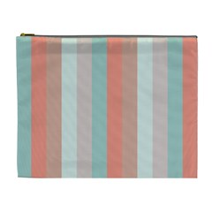 Seafoam Splash Cosmetic Bag (xl) by snowwhitegirl