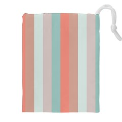 Seafoam Splash Drawstring Pouches (xxl) by snowwhitegirl