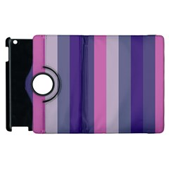Concert Purples Apple Ipad 2 Flip 360 Case